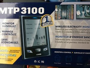 MYP-3100 Wireless Electricity Usage Meter