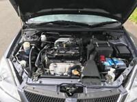 2006 MITSUBISHI LANCER 1.6 Elegance 4dr Auto