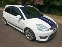 2006 06 FORD FIESTA 2.0 ST LEATHER TINTS LONG MOT HISTORY LOVELY DRIVE PX SWAPS