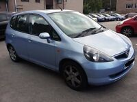 2002-2005 HONDA JAZZ 1.4 PETROL L13A IN ICE BLUE BREAKING FOR PARTS