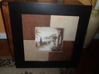 FRAMED PICTURE---NEW!