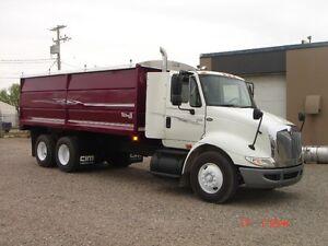 Grain Trucks ---  Pre-emission
