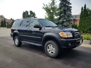 2001 Toyota Sequoia - Limited Edition
