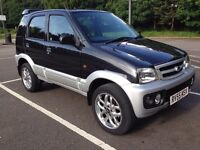 Daihatsu Terios 1.3 Petrol 2005 in Good Condition