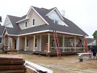 Roofing and Home Renos
