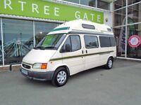 Autosleeper Duetto - Used 2 Berth - Van Conversion Motorhome 2000