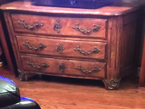 Ornate Chest of Drawers