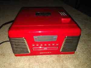Crosley record and cd combo autorama 2 special edition