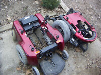 Electric Wheelchairs [for parts only] not running each $30.00