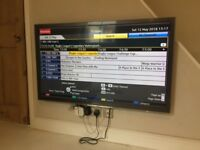 "Panasonic Viera 3D 47"" TV"