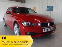 2012 62 BMW 3 SERIES 2.0 320D SE 4D 184 BHP DIESEL
