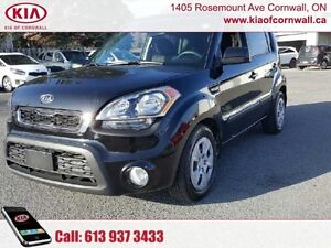 2012 Kia Soul Base  | Great Fuel Economy | Heated Seats | Auto |