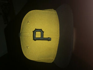2 brand new hats barely used 7 an 5/8th inch