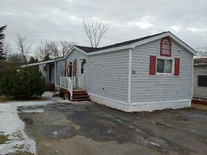 Unique mini home for sale in Sussex Corner, NB