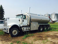 Tridrive Water Truck (motivated to sell)