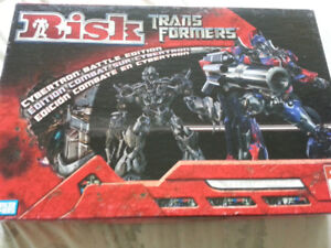 TRANSFORMERS  RISK   ..   STRATEGY  GAME