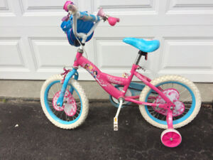 "16"" Huffy Princess Kid's Bike"