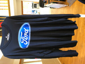 Brand New JH Design Long Sleeved T-Shirt Ford
