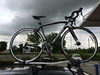 Carbon fibre road bike - Specialized