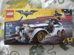LEGO BATMAN MOVIE 70911 THE PENGUIN ARTIC ROLLER