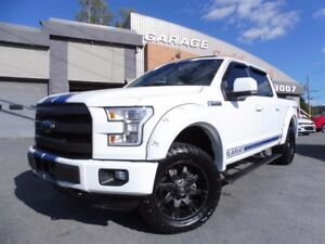 Ford F-150 LARIAT, SPORT, CUIT, TOIT, GPS, LOOK SHELBY 2016