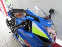 SUZUKI GSXR750 L6 MOTO GP, 16 REG ONLY 6063 MILES, YOSHIMURA R-11 CARBON CAN...