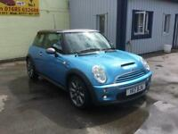 Mini Mini 1.6 ( Chili ) Cooper S blue