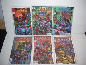 For Sale: Lot of Image Comics WildC.A.T.S (42 issues) Gatineau Ottawa / Gatineau Area image 5