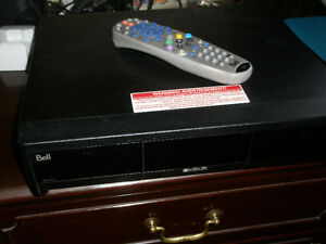 3 - Bell PVR receivers