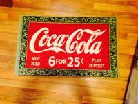 Coke Entry Mat