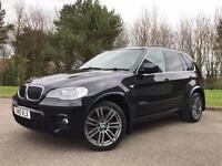 2010 BMW X5 3.0 30d M Sport SUV 5dr Diesel Automatic xDrive (195 g/km, 245