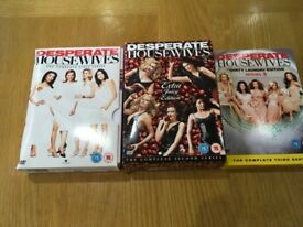 Desperate housewives dvd series 1-3