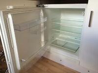 IKEA Frostig Integrated under-counter fridge