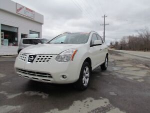 2010 Nissan Rogue SL AWD/LEATHER/SUNROOF/WARRANTY/NEW TIRES!