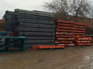 50,000 Sq.Ft. New and Used Pallet Racking Kitchener / Waterloo Kitchener Area image 6