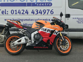 Honda CBR600RR ABS Repsol Racing / Super Sport / Nationwide Delivery / Finance