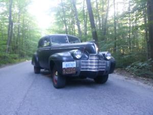 1940 Oldsmobile Sedan Rat Rod
