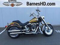 2014 Harley-Davidson FLSTF - Softail Fat Boy