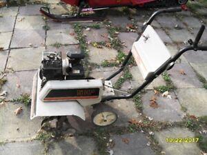 5 hp mtd garden tiller.runs and works good.$150.
