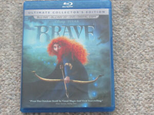 Disney's Brave - 5-Disc Ultimate Collector's Edition - Has 3D