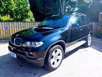 BMW X5 3.0D AUTO SPORT IN BLACK