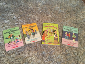 The Baby-Sitters Club books