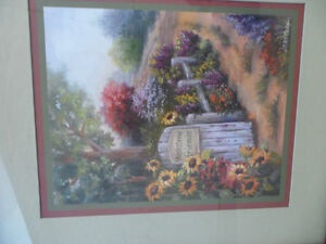 Joan Cole Prints $20 each or Both for $30. Prince George British Columbia image 4