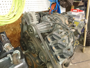 Pontiac 3.8l supercharged engine