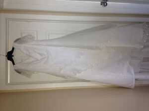 Wedding dress REDUCED