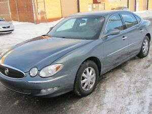 2006 Buick Allure CXL DE LUXE 59,321 KM  WOW ! IMPECCABLE