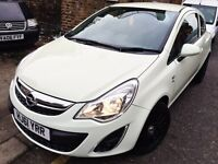 2011 61 Vauxhall Corsa Excite 1.2. Only 38k miles. Long Mot, stylish/trendy Color. Mint Bargain!