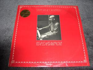 Stéphane Grappelli - Unique Piano Session (1955, RE) LP Jazz