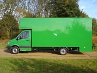 MAN & VAN KENT- REMOVALS GRAVESEND- KENT REMOVALS- REMOVAL SERVICES 5.5 & 7.5 TONNE LORRY