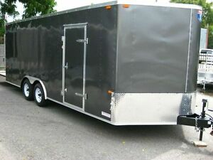 Trailers Sales & Rentals – Enclosed, Utility, Car Haulers, Dump